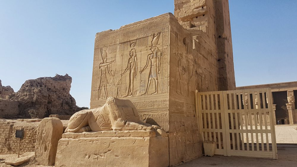 Temple of Hathor at Dendera 2