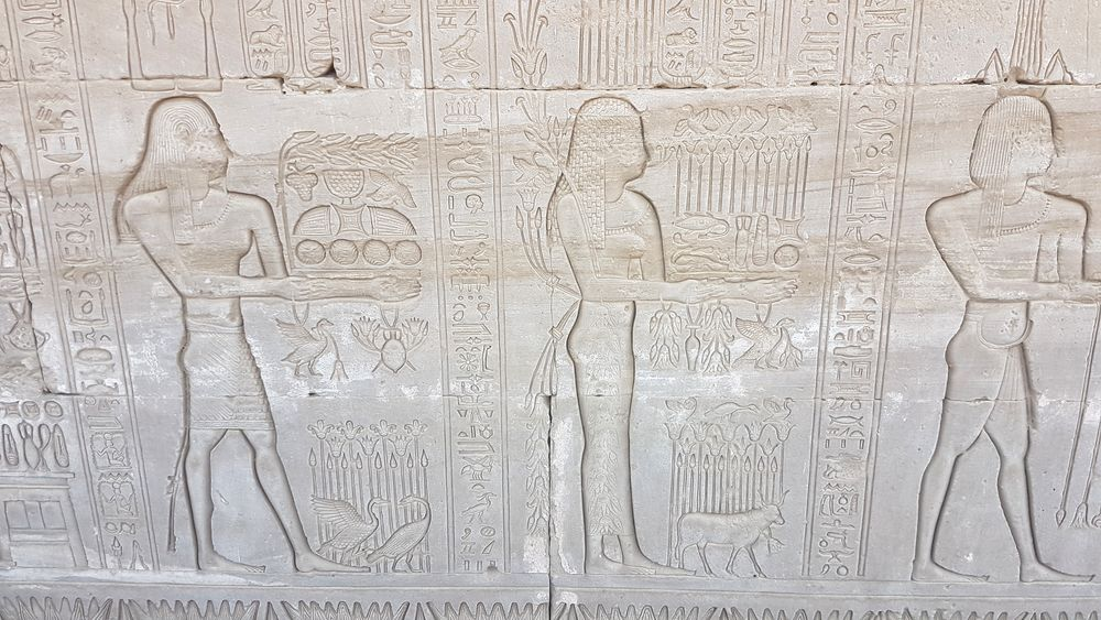 Temple of Hathor at Dendera 7