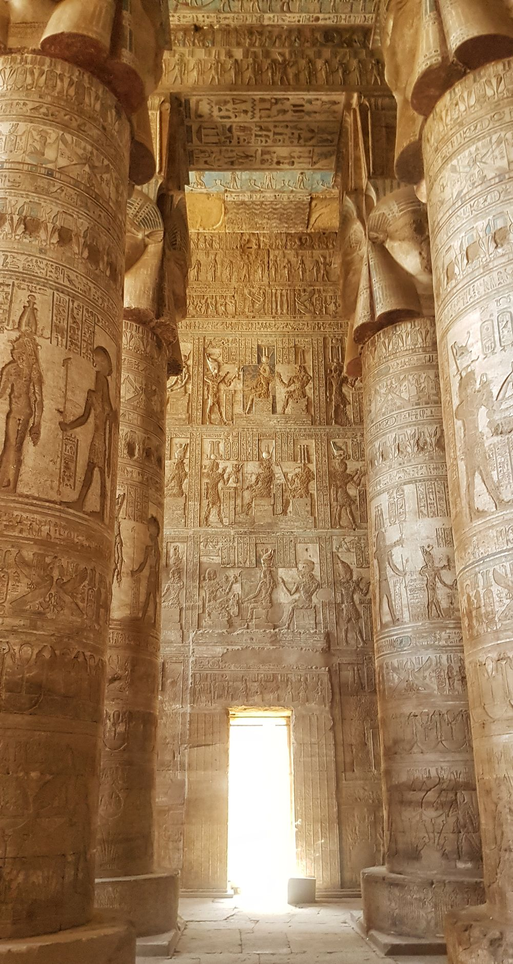Temple of Hathor at Dendera 11