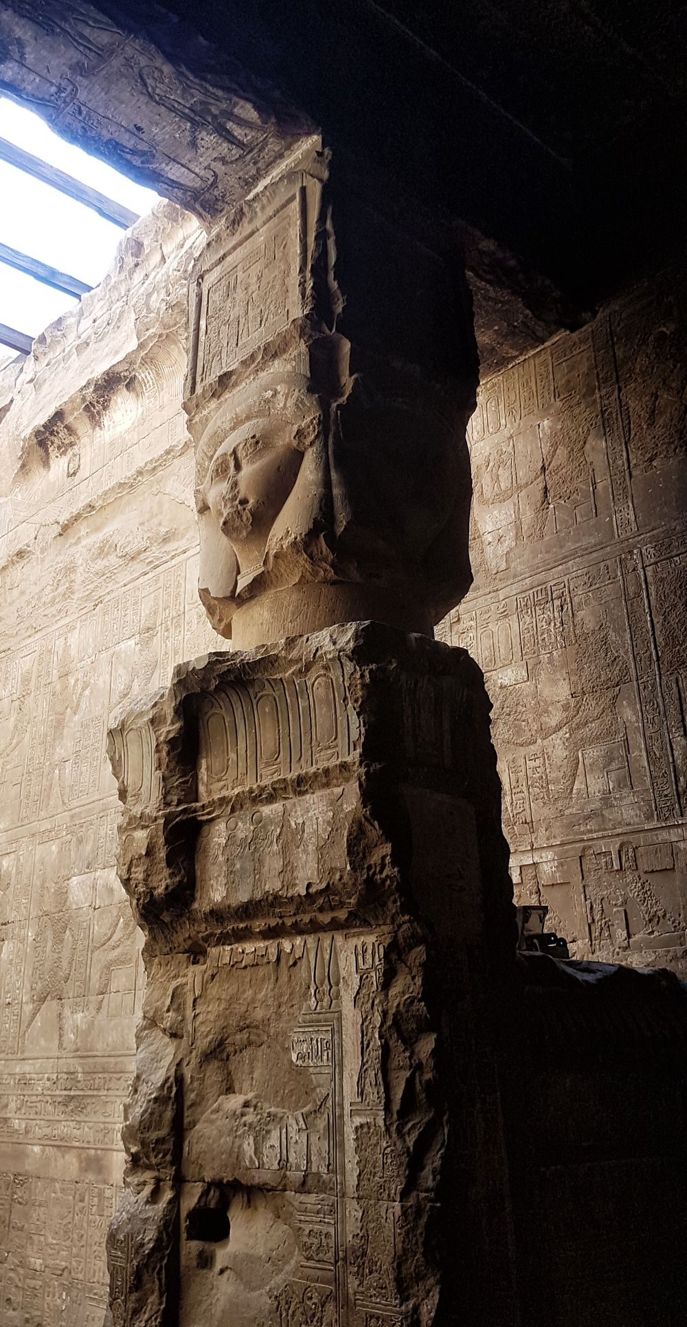 Temple of Hathor at Dendera 17